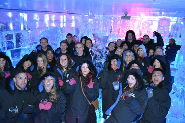 Minus 5° ICE BAR Queenstown group