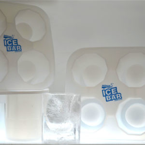Ice Bar ice cube mould